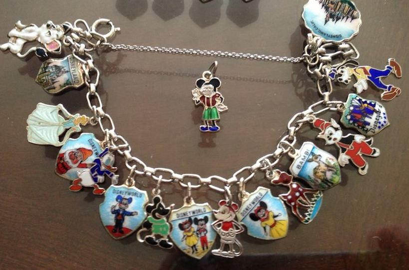 Echarmony Charm Bracelet Collection Disney World Land