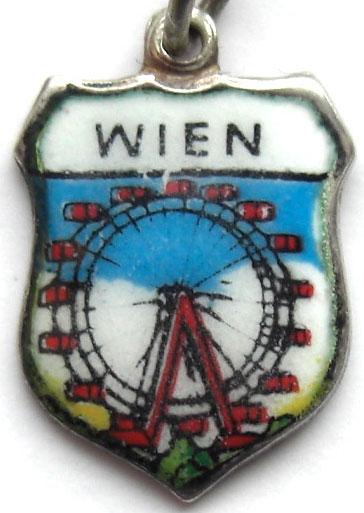 Wein (Vienna), Austria - Giant Ferris Wheel