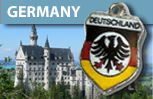 Germany - Travel Charms
